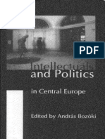 András Bozóki-Intellectuals and Politics in Central Europe -Central European University Press (1999)