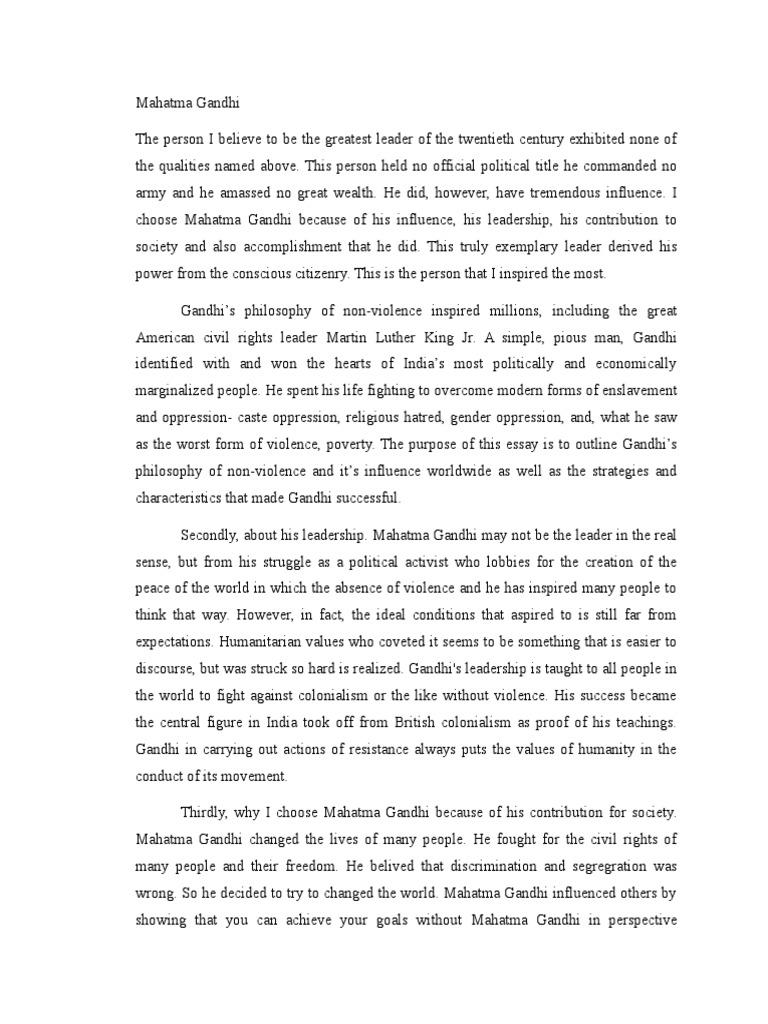 Description essay narrative