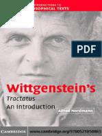 Wittgenstein_s Tractatus - An Introduction