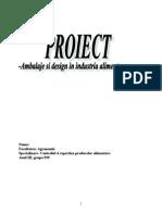 Ambalaje Si Design in Industria Alimentara - Iaurtul Tnuva