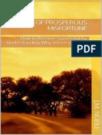 The Path of Prosperous Misfortu - Noble, j.m