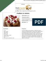 Prajitura Cu Zmeura - Petit Chef