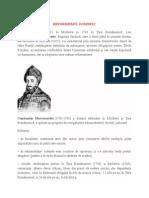 Proiecte politice pasoptiste. 1848