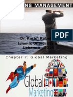 Marketing Management Ch 7