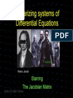 51_linearization of Diff Eq Systems