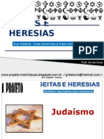 Seitas e Heresias Judaismo