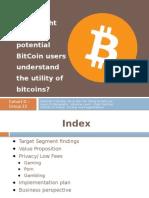 Bit Coin Final Presentation
