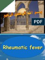 Pathology of Rheumatic Fever 2009