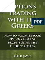 Options Trading With the Greeks - James, Keith