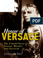 House of Versace by Deborah Ball - Excerpt