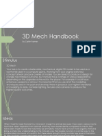 3d mech handbook