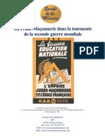 La Franc-Maçonnerie dans la tourmente de la seconde guerre mondiale.pdf