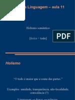 FilosofiadaLinguagem--aula11--holism.ppt