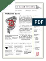 guidance newsletter - k  dunlap