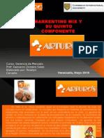 Marketing y El Quinto Elemento ARTURO´S