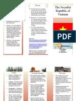 vietnam brochure