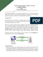 Lab9 FTP Manual