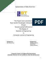 Final Report Format Major