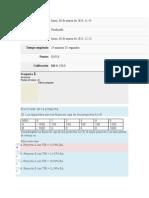 Parcial evaluacion de proyectos