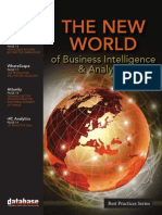 DBTA Best Practices the New World of Business Intelligence and Analytics