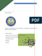 tri cycle design