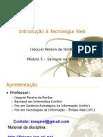 Introdução à Tecnologia Web - módulo 5