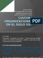 Cultura Organizacional en El Siglo Xxi (1)