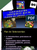 jeux et créativité Iasi 2  3 .pptx