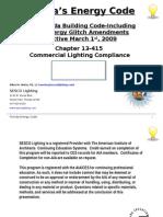 2010- Florida Lighting Energy Code