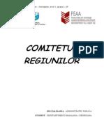 Comitetul Regiunilor