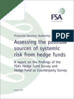 Hedge Fund Report Aug 2012