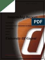 Decent Furnisher (Pvt).Ltd Internship Report