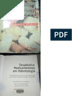 Terapêutica Medicamentosa em Odontologia 1 Ed..pdf