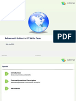 White Paper_Release With Redirect to LTE_042015