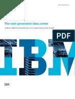 IBM Next Generation Data Center