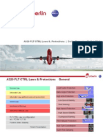A320 FLT CTRL Laws and Protections
