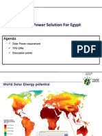 Solar Power in Egypt
