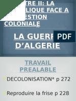 l'Algerie 1sd