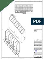 (02) Cajamarca Peru - Puribloc IV 100 Lps - Plano Guia de Obra Civil 4 Modulos en Dos Secciones