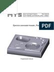 Ejercicio Avanzado Fresado-MTS-IsO Extended