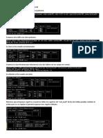 Uso de Claves Primarias y Foráneas Mysql