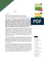 Final Report IPM WOP DUBAI English
