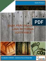 Guia tecnica para una reforma sostenible
