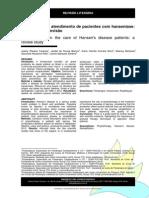 fisioterapia em pacientes com hanseniase