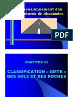 Cours de Chaussées - CH3 Sol