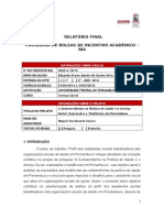 02 Modelo de Relatorio Final BIA FACEPE 2014.1