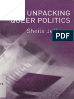 Unpacking Queer Politics - Sheila Jeffreys