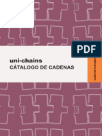 Catalogo Cadenas Uni Chains New