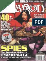 Dragon Magazine #316