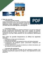 Generalidades Sobre Concreto y Acero